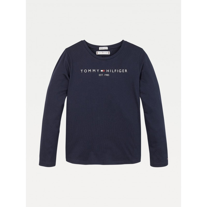 Tommy H. ESSENTIAL TEE L/S
