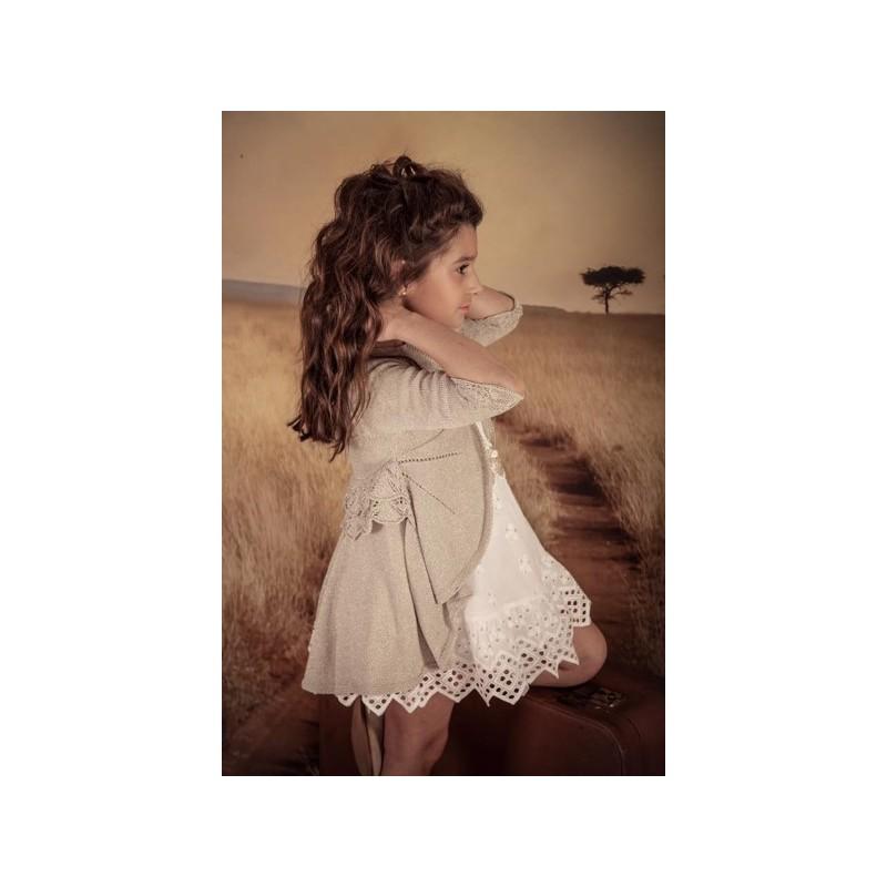 Kauli Chaqueta punto Levita Sahara Young&Chic_V20