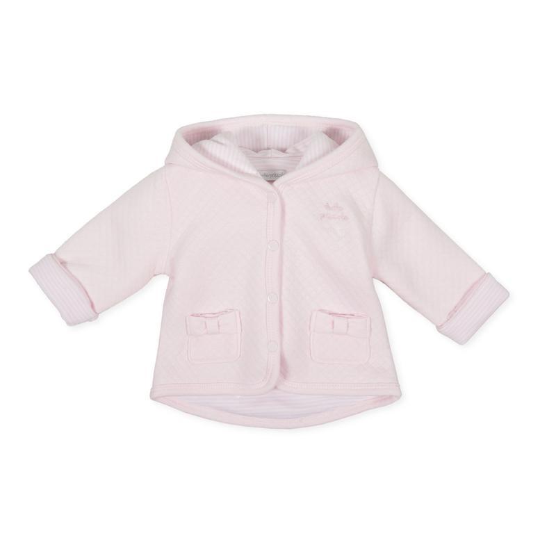 Tutto Piccolo - Chaquetón rosa