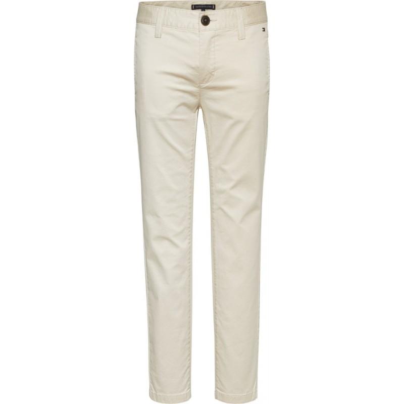TOMMY H. - Pantalón tipo chino largo