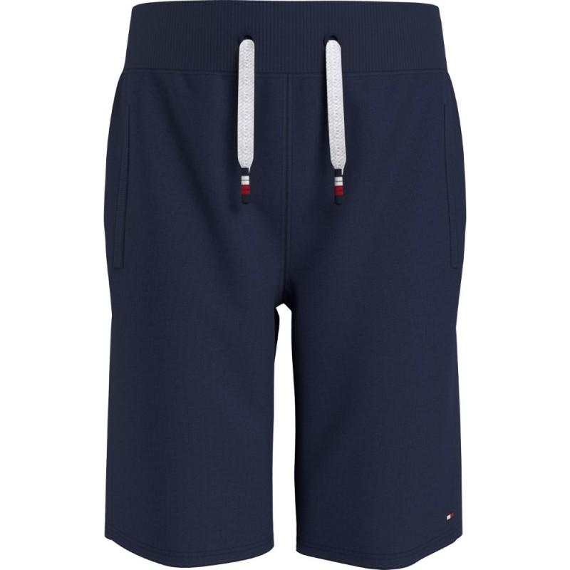 TOMMY H. - Pantalón corto talle medio