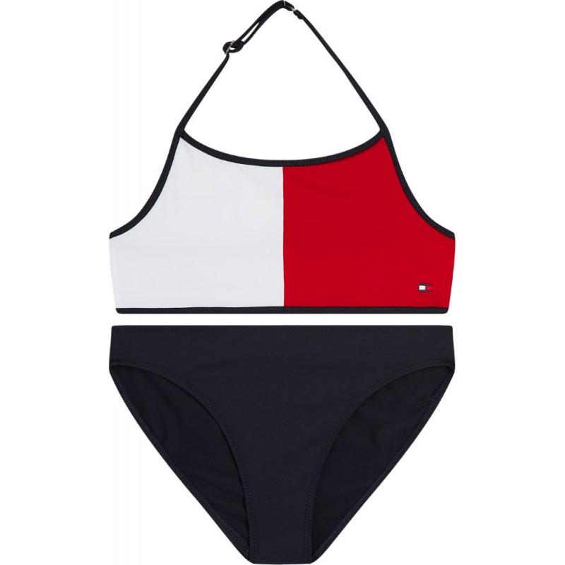 TOMMY H. - Bikini color block