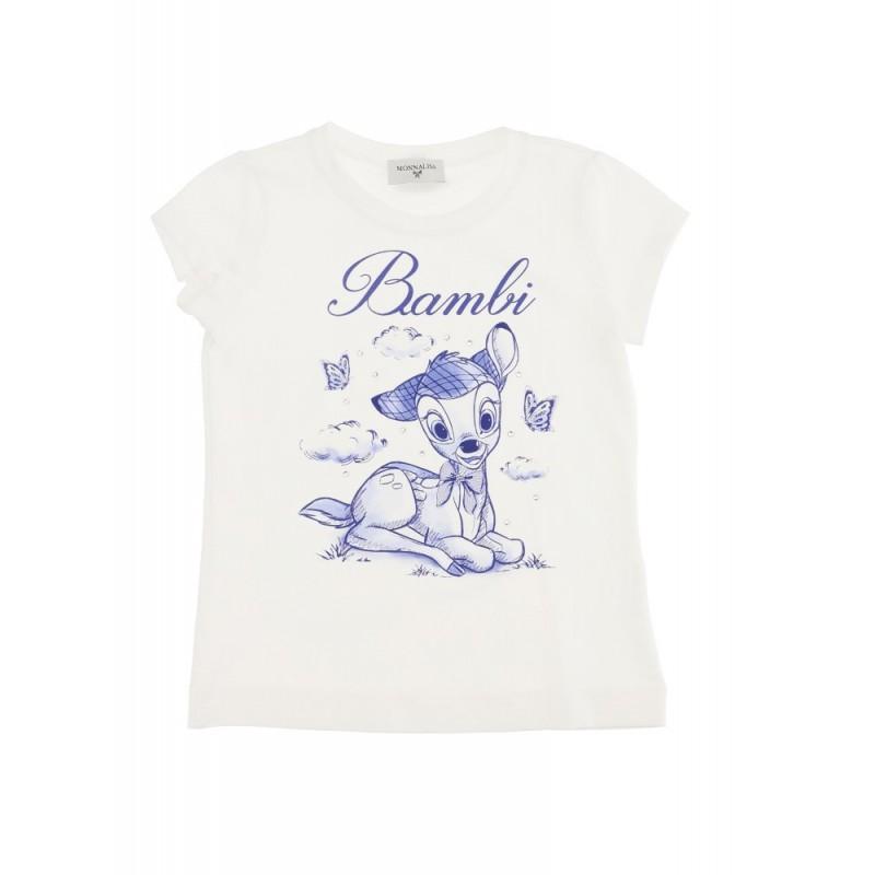 MONNALISA - Camiseta bambi