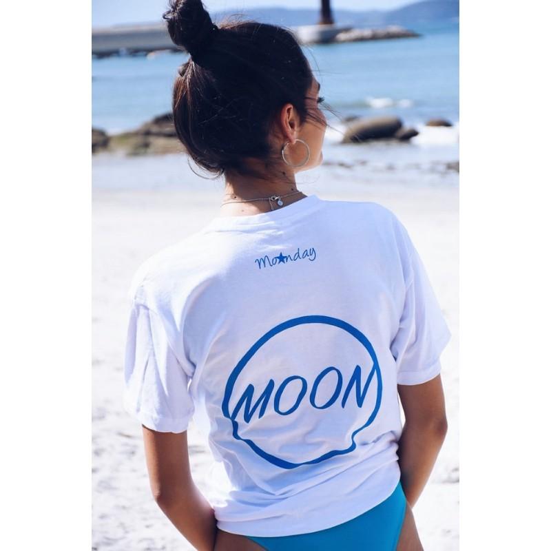 Moonday Brand - Camiseta Full Moon