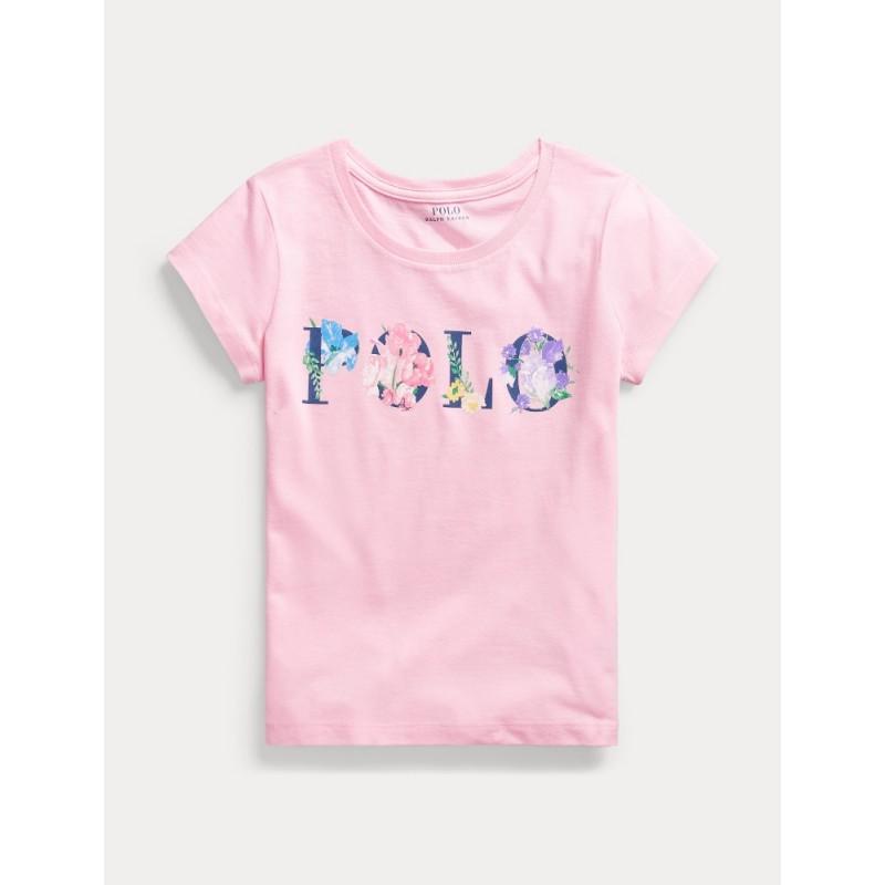 POLO RALPH - Camiseta POLO flores