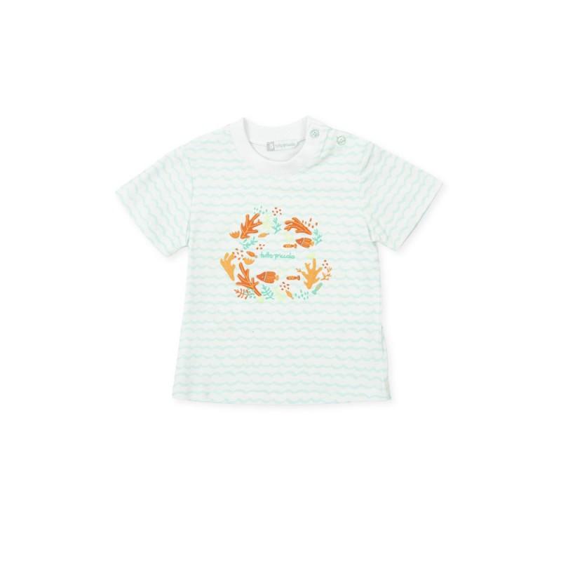 TUTTO PICCOLO - Camiseta Salsa