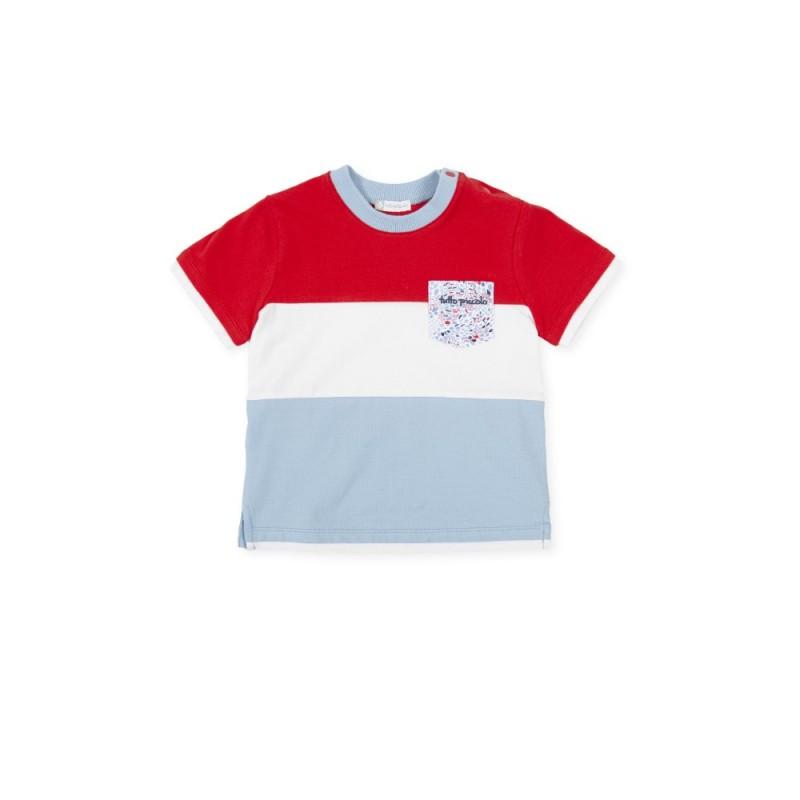 TUTTO PICCOLO - Camiseta Samba
