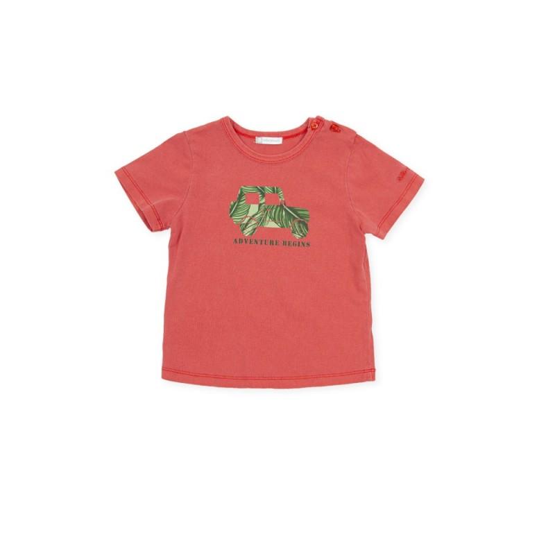 TUTTO PICCOLO - Camiseta Quickstep
