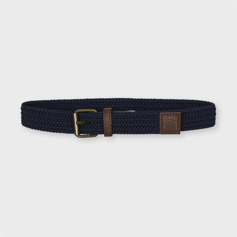 MAYORAL - Cinturon trenzado elastico