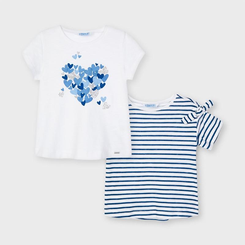 MAYORAL - Set 2 camisetas manga corta