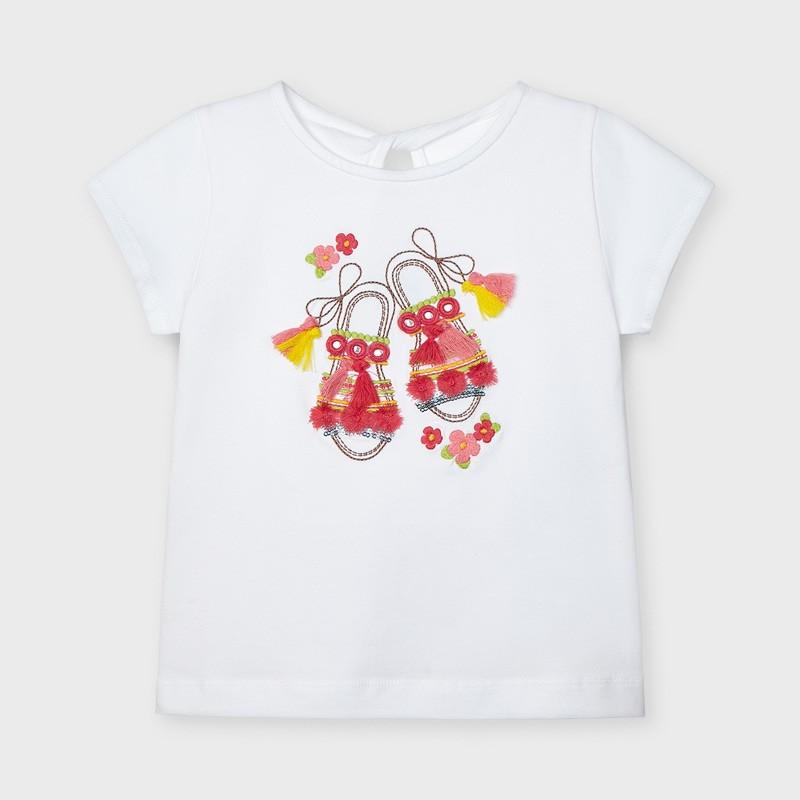 MAYORAL - Camiseta sandalias