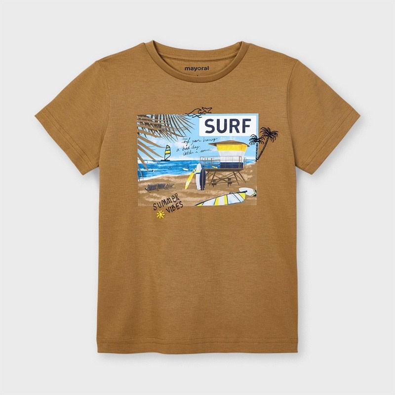 MAYORAL - Camiseta surf