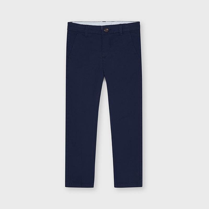 MAYORAL - Pantalon chino largo basico