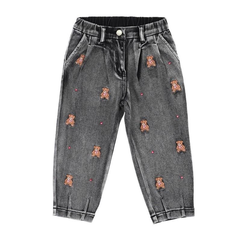 Monnalisa - Pantalon de ositos