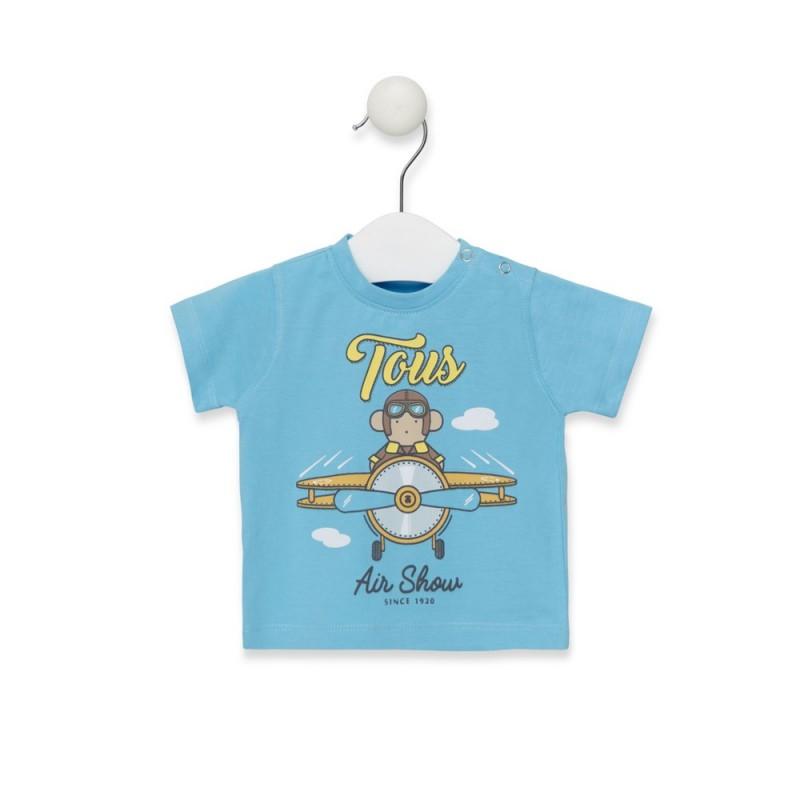 TOUS - Camiseta M/C niño Air Shou