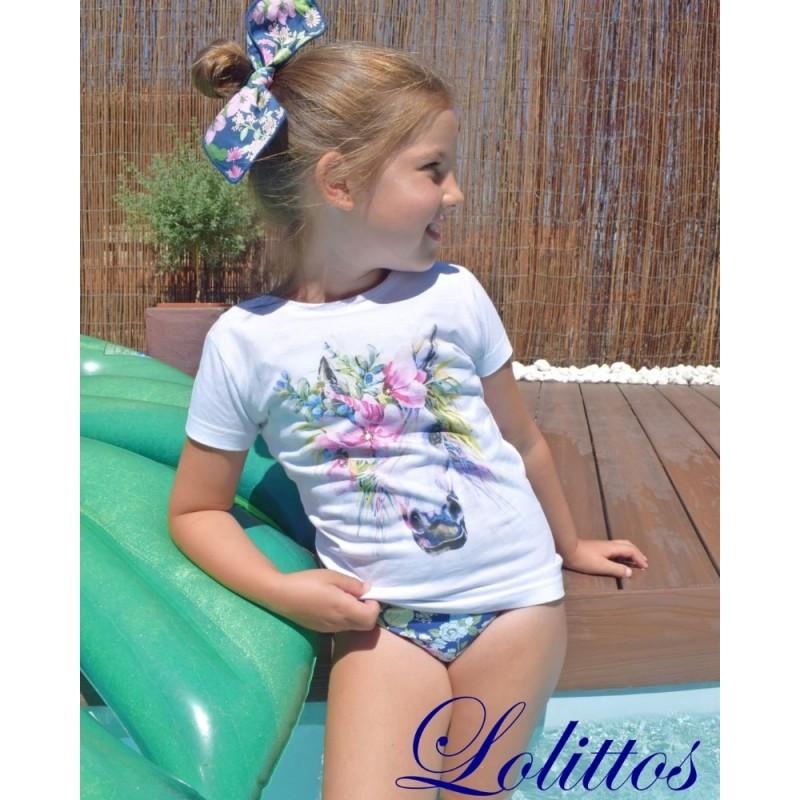 LOLITTOS - Camiseta A Unicornio