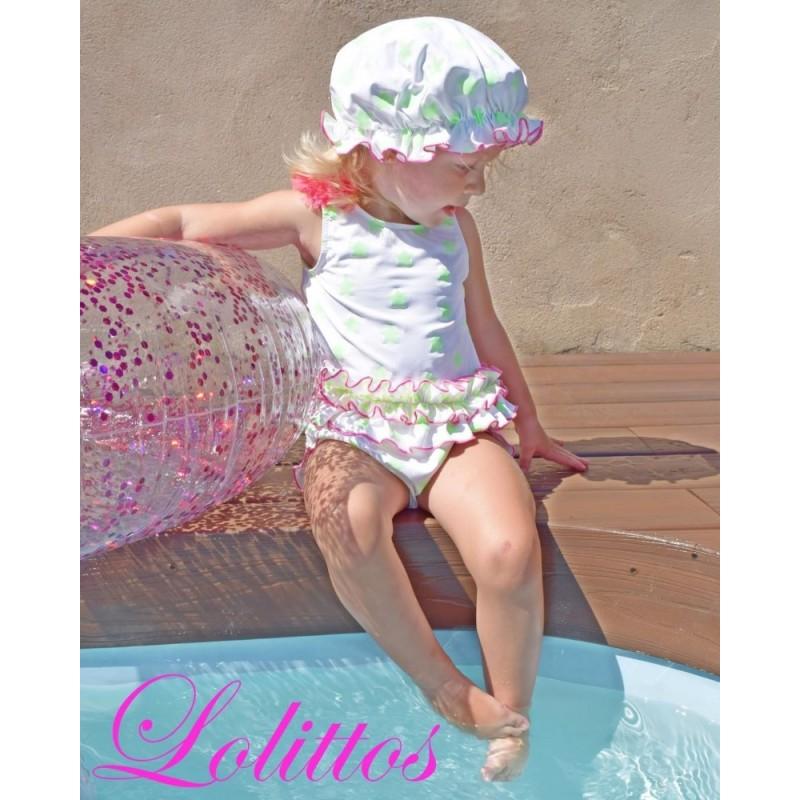 LOLITTOS - Camiseta Licra BB Pantera
