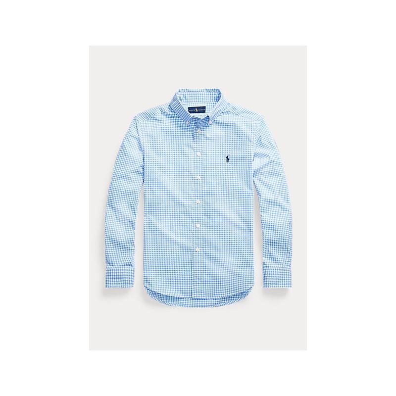 POLO RALPH - Camisa vichy