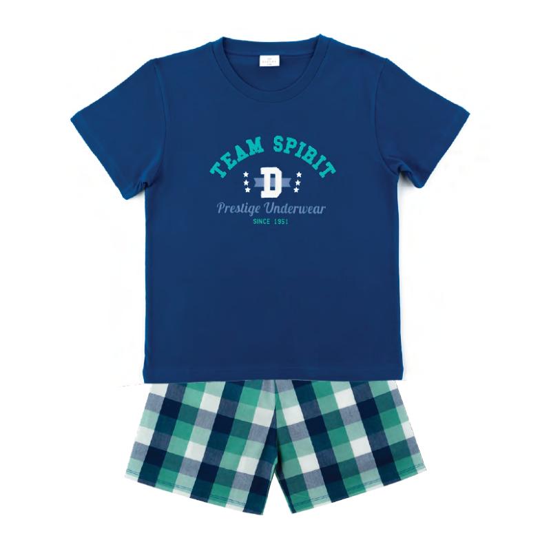 "LINN - Pijama niño D3 ""Team Spirit"""
