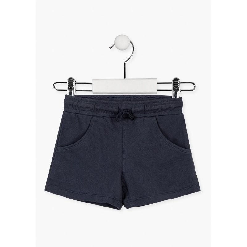 LOSAN - Short Felpa